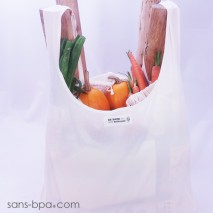 Sac coton Bio - SHOPPING