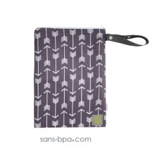 Sac pochette Wet Bag - Chevron