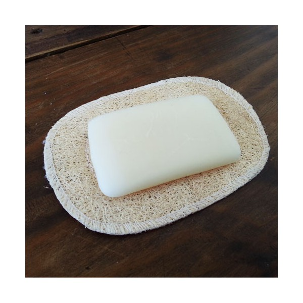 Porte savon luffa 100 naturel sans for Support a savon
