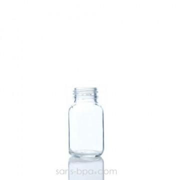 Corps biberon verre 120 ml - LIFEFACTORY