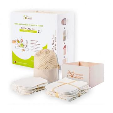 Kit Eco Chou coton Bio - Boite