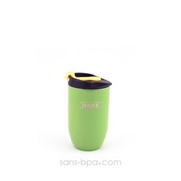 Gobelet inox isolé 240 ml - Greeny Mate - DOPPIO Deluxe