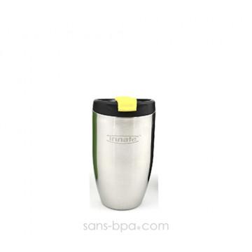 Gobelet inox isolé 240 ml - Inox - DOPPIO Deluxe