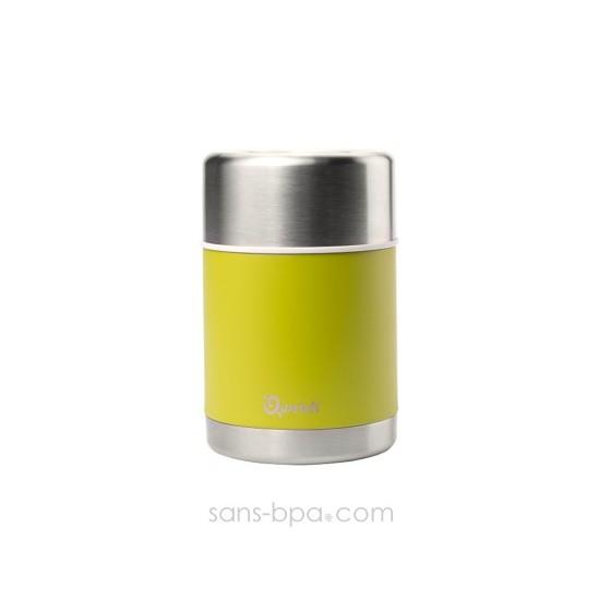 Boite repas isotherme 500 ml - Noir