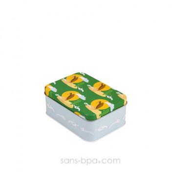 Boite métal rectangle VAUTOUR