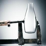 Bouteille verre 500 ml - Grey - RETAP