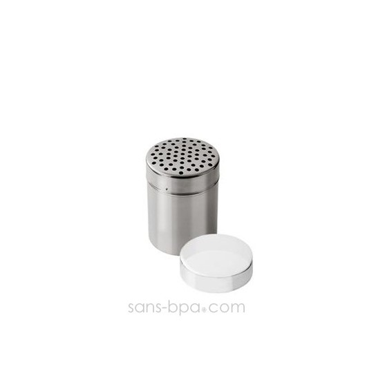 Saupoudreuse inox 4mm