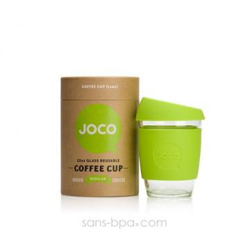 Joco Cup tasse à emporter en verre - Green