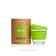 Petit Joco Cup tasse verre 230ml - Citron