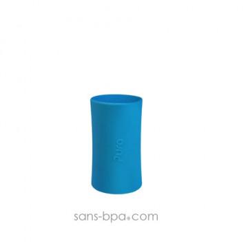 Gaine silicone Grande - Aqua