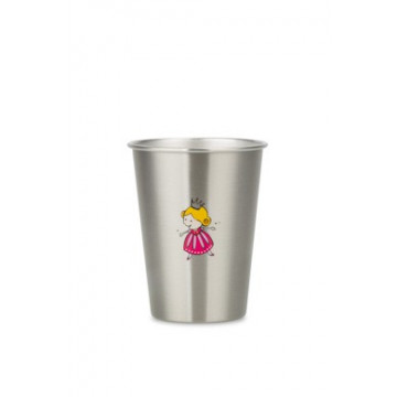 Verre inox 350ml PRINCESSE