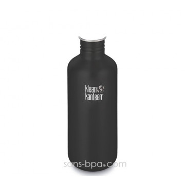 Gourde inox 1200 ml BLACK SHALE