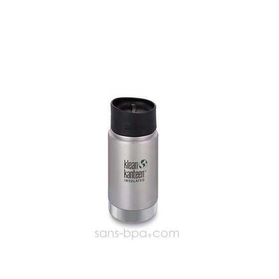 Gourde isotherme WI 355 ml SILVER