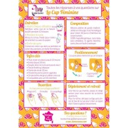 Coupe menstruelle Taille 2 - Jaune