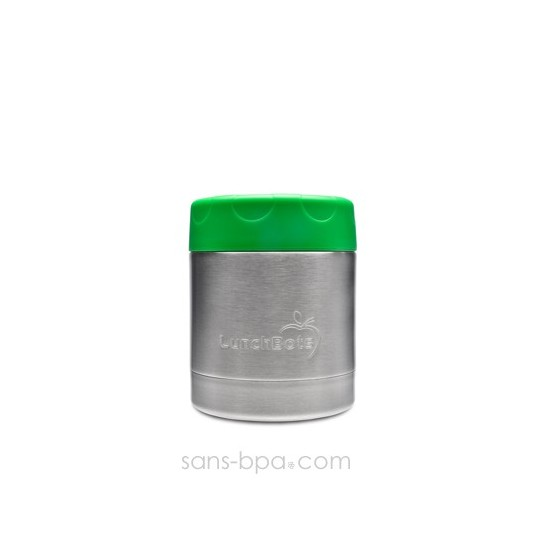 Boite repas isotherme 235 ml BLEU