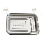 Boite compartiment 100% inox DUO XL