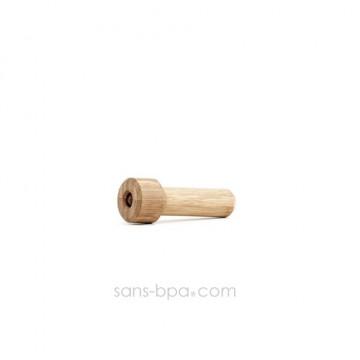 Lampe de poche bambou