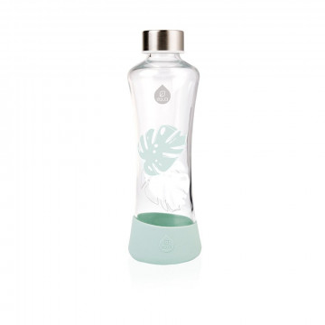 Gourde verre 550 ml MONSTERA