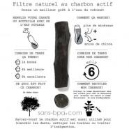 Charbon Actif Binchotan