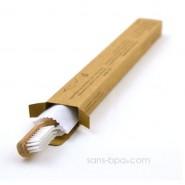 Pack QUARTRO dents : Dentifrice + brosse à dents Rondo + étui + Support bois