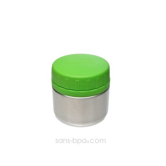 P'tit Pot inox GREEN