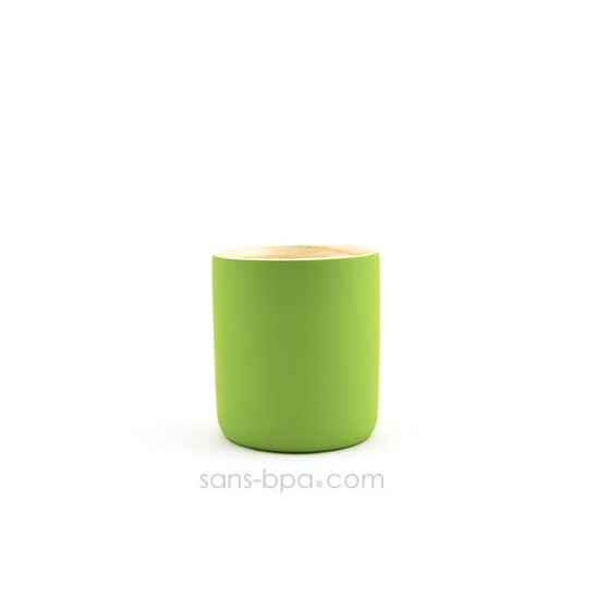 Mug bambou 350 ml LY - KIWI