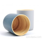 Mug bambou 350 ml LY - STORM