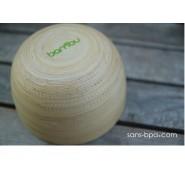 Mini bol Naturel en bambou, sans BPA, de BAMBU