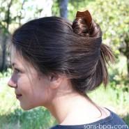 Pic à cheveux bois - Nature