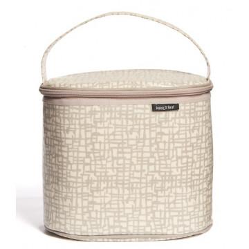 Sac isotherme Cooler Bag - BLACK & WHITE