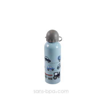 Gourde inox 500 ml - Safari