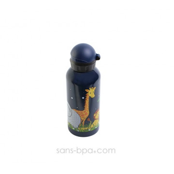 Gourde inox 600 ml - Jungle