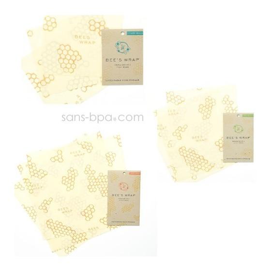 pack 9 bee 39 s wrap original sans. Black Bedroom Furniture Sets. Home Design Ideas