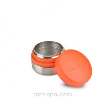 MINI P'tit Pot inox MANDARINE