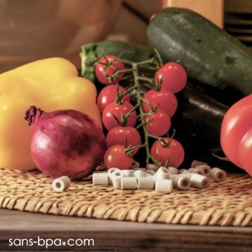 Perles de céramique de conservation pour aliments (15)