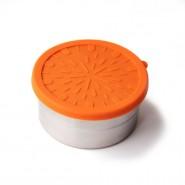 Boite inox & silicone - L Mandarine