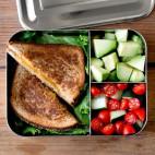Boite 3 compartiments 100% inox TRIO XL