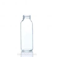 Biberon verre 250 ml JAUNE BANANE