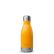 Bouteille isotherme inox ORANGE 260 ml