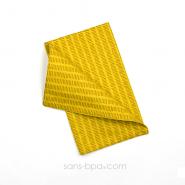 Mini serviette set coton Bio - Safran