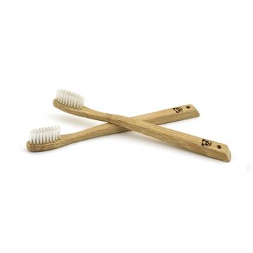 Lot 2 brosses à dents bambou Modèle Kid
