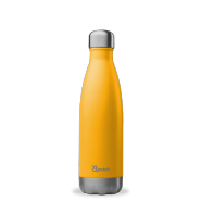 Bouteille isotherme inox ORANGE 500ml