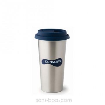 Cofee Cup CAFE - Bleu