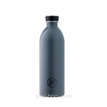 Gourde inox 1000 ml URBAN - GREY
