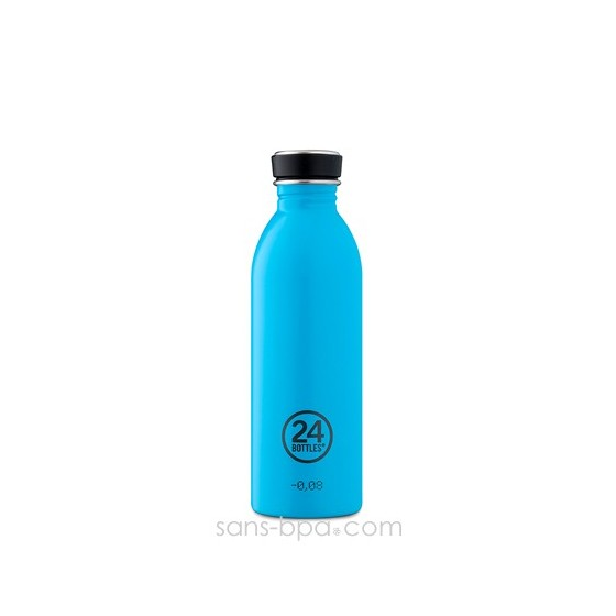 Gourde inox 500 ml Blue