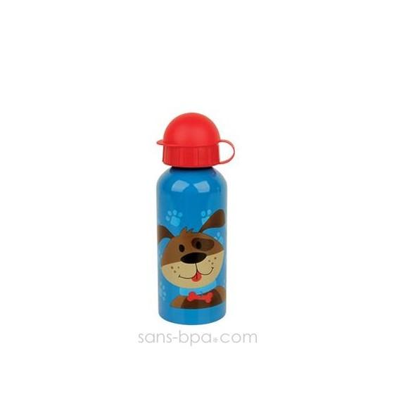 Gourde inox 400 ml - Chien