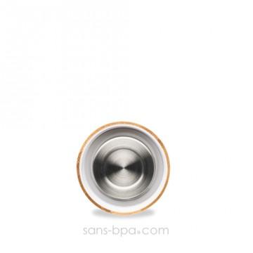 Bouchon inox / PE pour bouteille 750ml Qwetch
