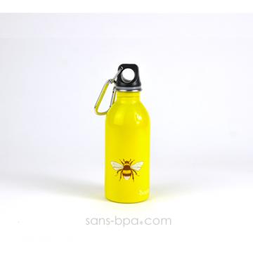 Gourde inox 400 ml ABEILLE