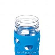 Gourde verre 350ml CLASSIQUE - Océan
