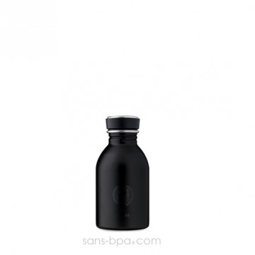Mini gourde 250 ml - TUXEDO BLACK